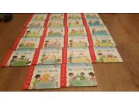 Childrens Alphabet book set phonics