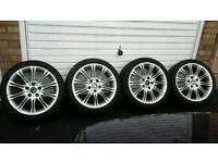 Bmw alloys 3 series