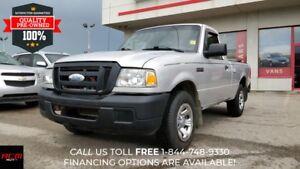 2007 Ford Ranger XL Sport - 2WD Truck - $69 B/W