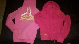 large bundle of girls clothes and shoes would suit age 11-13 superdry river island new look