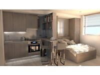 luxurious studio apartment in bristol city centre. yearly and monthly contracts.