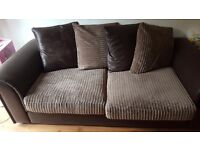 3 + 2 Seater Fabric Sofa