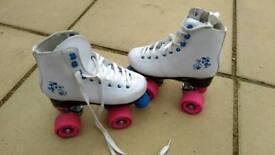 Roller skates girls size 2