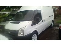 sts van and man hire services