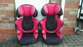 Car Seats (two)