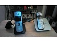 Siemens house phones