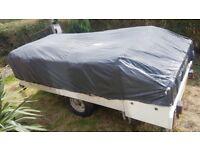 sunncamp 7 x 4 trailer tent