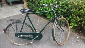 Vintage Raleigh Gents Bike
