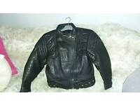 Ladies motorcycle jacket