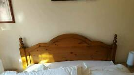 Ducal Bed Head