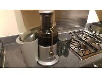 Breville 850 watt juicer