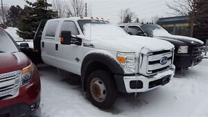 2013 Ford F-450 - Super Crew - Real Clean -