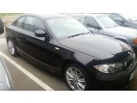 Bmw m sport 120d low mileage