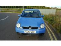 vw lupo 52 reg 1.0 litre may swap for diesel vw why?