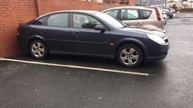 Vauxhall Vectra, 56 plate, 1.8L Petrol, 103,000 Miles, Dark Blue, 5 Doors, Good runner.