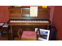 Piano & piano stool - FREE