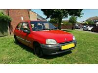 Renault clio paris 1.2i