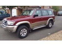Nissan Patrol 3.0Di Sve 7 Seats - Lovely Conditon - Low Miles