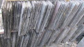 22 x 11 roof slate (reclaimed)