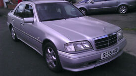 Mercedes Benz C CLASS 2.3 SALOON 1998 AUTOMATIC