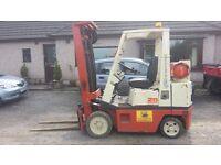 Forklift Truck. 2 ton Nissan