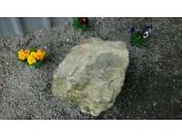 Welsh rustic garden stone / rocks FREE DELIVERY ad 6