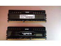 Patriot Viper III 16GB(2x8GB) RAM 2133Mhz DDR3
