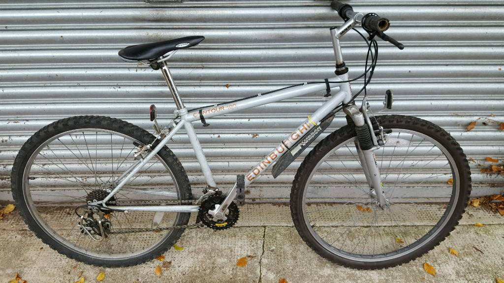 Edinburgh Contour 100 Ladies Bicycle For Sale in Great Riding Order