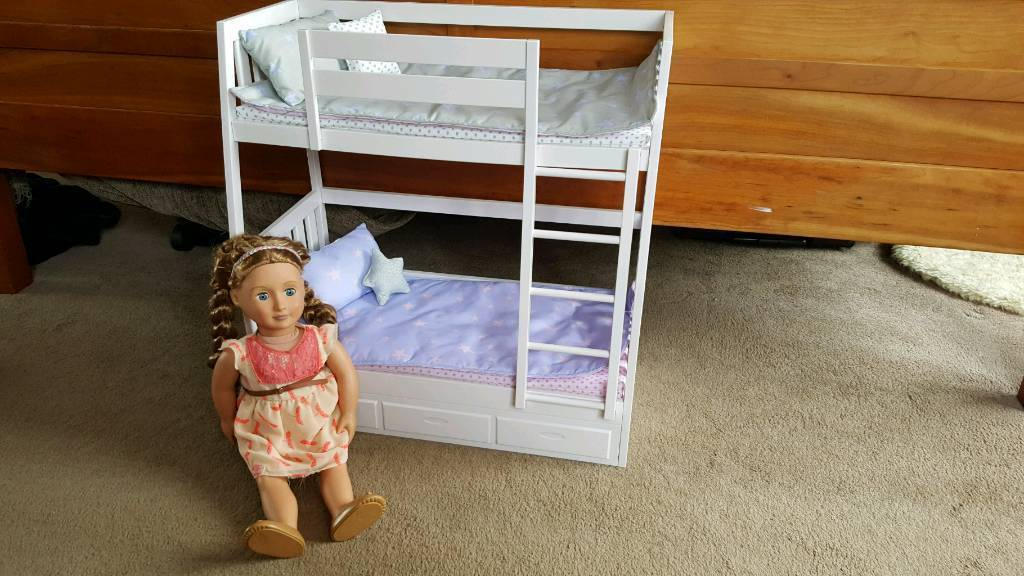 Our Generation Doll And Bunk Beds In Chepstow Monmouthshire Gumtree