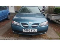 Nissan Almera ( Spares or Repair ) £195