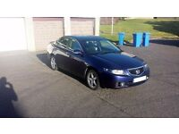 2005 Honda Accord 2.2 I CTDi Sport 4 door Turbo Diesel