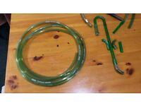 Eheim hose,inlet pipe, elbows bundle 12/16mm for external fishtank filters