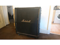 Marshall 4x12 Cab NO SPEAKERS / UNLOADED