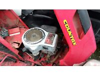 petrol engine 13hp for countax tractor engine come complete ready to use