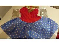 Wonder woman costume size 12