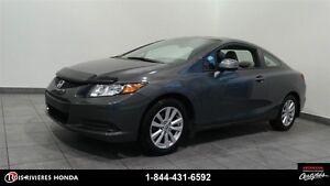 2012 Honda Civic EX-L Cuir Navigation Toit ouvrant