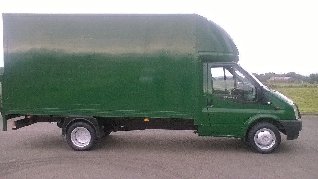 2011 LUTON VERY CLEAN VAN FULL SERIVCE HISTORY NO VAT