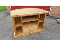 Corner TV Cabinet from Prestige Furniture
