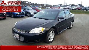 2012 Chevrolet Impala LT - ONLY $104/bw!!