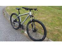 Pinnacle mountain bike