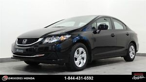 2014 Honda Civic LX bluetooth