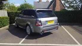 Land Rover Range Rover Sport V8 AUTOBIOGRAPHY DYNAMIC (grey) 2012-09-21