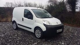 2011 CITROEN NEMO 1.3 HDI *FULL YEARS PSV* £2695