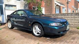Ford Mustang 3.8 v6 spares or repair