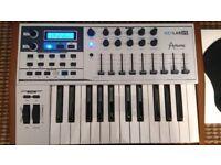 ARTURIA KEYLAB 25 USB MIDI KEYBOARD CONTROLLER