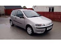 Fiat punto. 1.2. 2003. Full mot. 87000. Very clean car