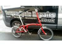 🚲 Brompton M3L Folding Bike - Fully Serviced