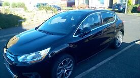 Citreon DS4 Metallic Black Good Condition Throughout.