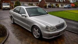 2001 Mercedes S320 Automatic w/94k