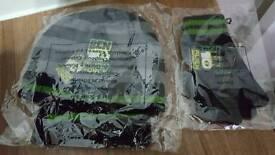 Brand new children s BEN 10 Hat, Scarf and Gloves set.